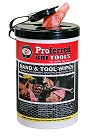 Hand & Tool Wipes Canister