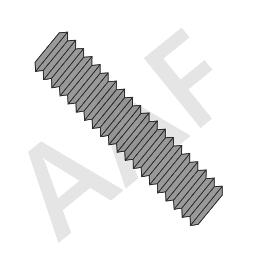 B7 Stud (End To End), A193 / SA 193, Plain (inch)