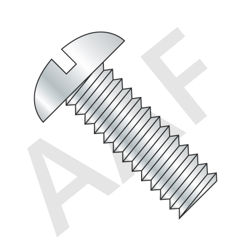 Machine Screw, Aluminum (inch)
