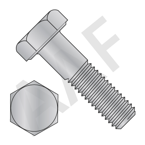 Hex Cap Screws Stainless Steel