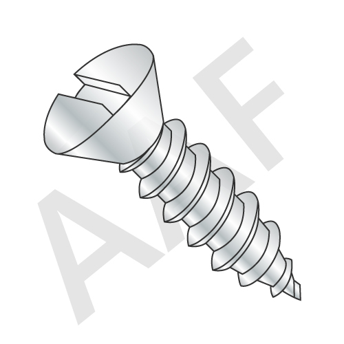 Self Tapping Screws, Aluminum (inch)