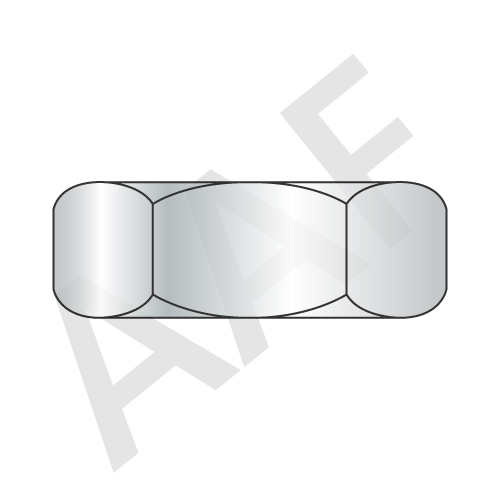 Hex Jam Nuts - Stainless Steel