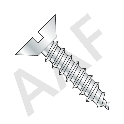 Flat Head Self Tapping Screws Stainless Steel