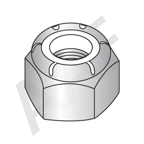 Metric Hex Locknut Nylon Insert A2 70 DIN 985