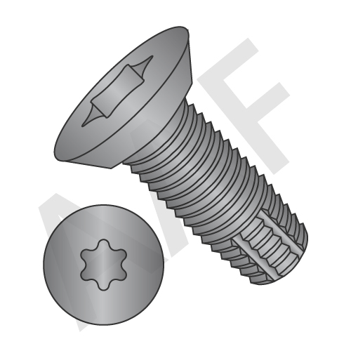 Floorboard Thread Cutting Screw, Type F, Phosphate, Low Carbon (inch)
